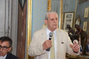 Franco di Grazia, Presidente APA e ideatore dell'opera